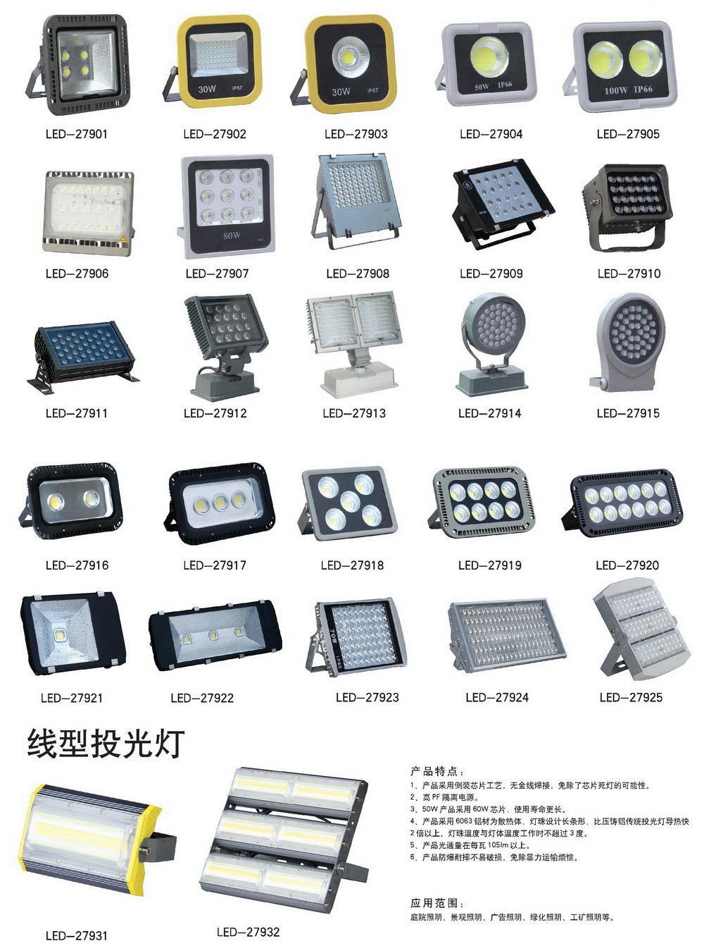 LED灯系列-2790